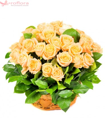 Love - Cos din trandafiri
