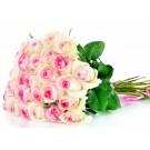 Happy Day - Buchet din trandafiri roz