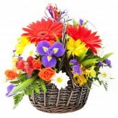 Sweet moments - Cos din flori mixte