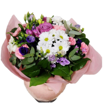 Bundle of Joy – Aranjament cu flori mixte