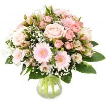 Pink Love  – Buchet cu flori roz