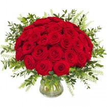 Romeo - Buchet cu 29 trandafiri rosii
