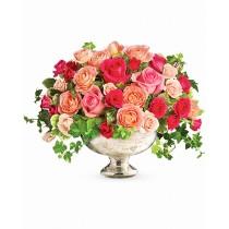 Royal Beauty – Aranjament cu trandafiri