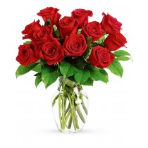 Simple Passion - Buchet cu 13 trandafiri rosii
