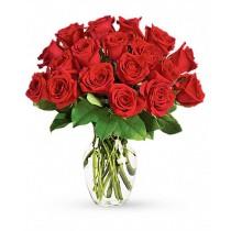 True emotion - Buchet de 19 trandafiri rosii