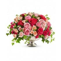 Victorian Queen - Aranjament din trandafiri