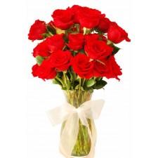 Passion - Buchet din trandafiri rosii