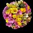 Blush - Buchet din trandafiri, crizanteme si alstroemeria - Roflora