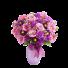 Frumusete la Feminin – Buchet din trandafiri si crizanteme