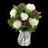 Reverie – Buchet din 5 trandafiri albi