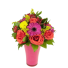 Summer daydream - Buchet din trandafiri si gerbera