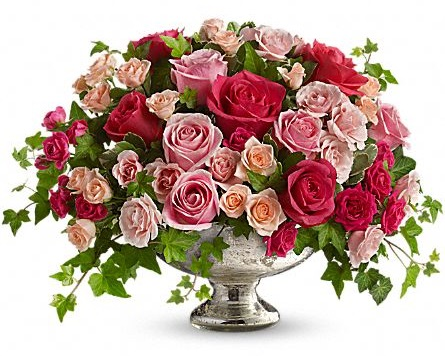 Buchete si aranjamente florare spectaculoase